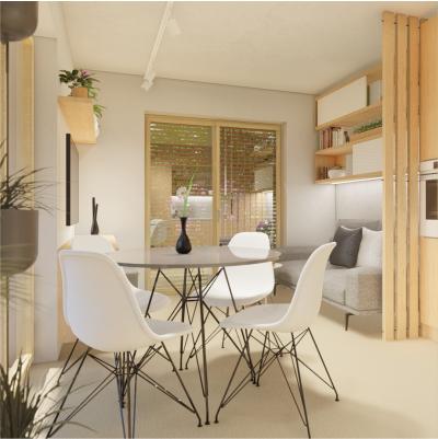 Modulové dřevodomy pohodlné bydlení